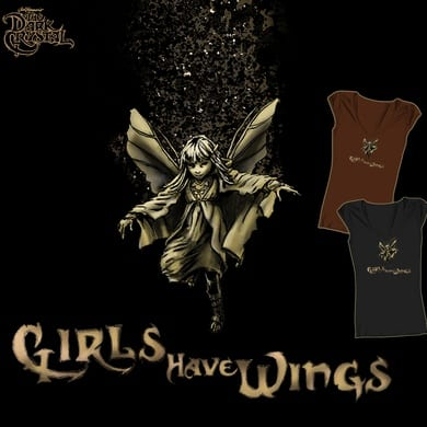 Girls Have Wings