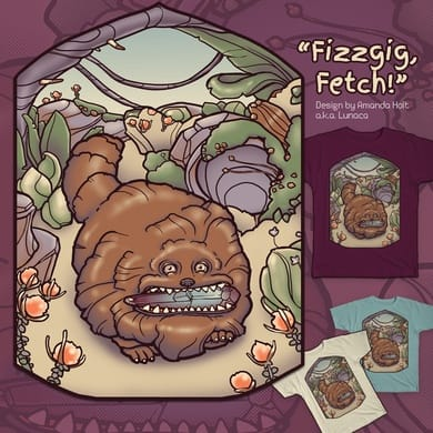 Fizzgig, Fetch!