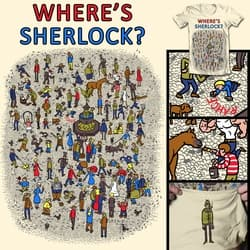 Where's Sherlock?