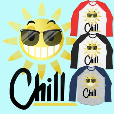 Chill, It's Summer.