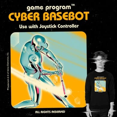 Cyber Basebot