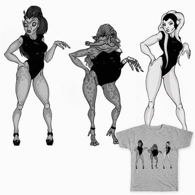 Sy Snootles and the Single Ladies