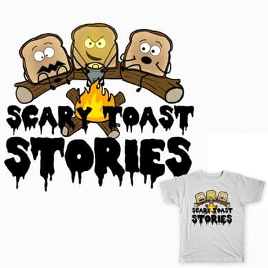 Scary Toast Stories