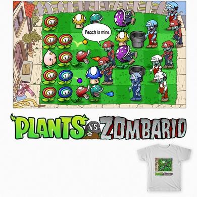 plants vs zombario