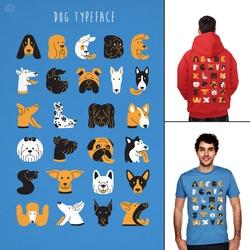 DOG TYPEFACE