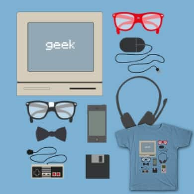 Geek Retro