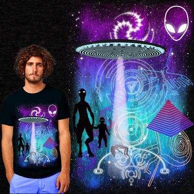 Aliens & Earth