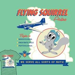 Flying Squirrel Airline