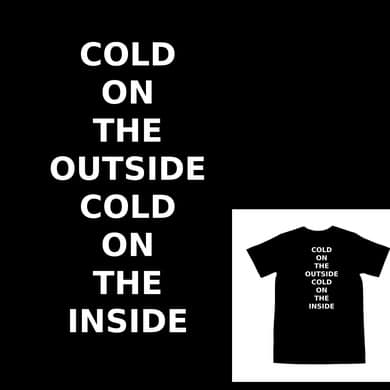 Cold On The Outside Cold On The Inside
