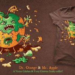 Dr. Orange & Mr. Apple