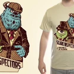Scare Inspectors!