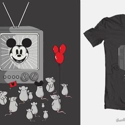Mickey's smallest fanbase
