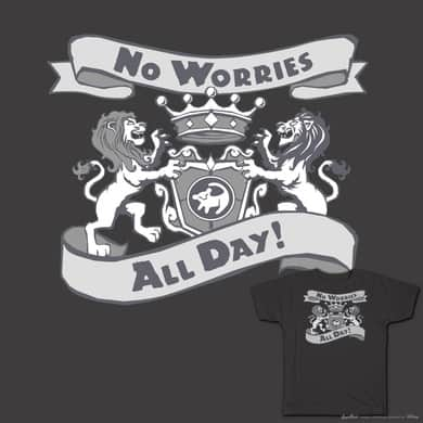 No Worries - All Day!