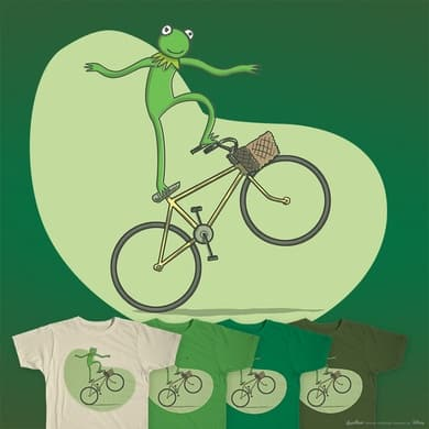 Ride On Kermit
