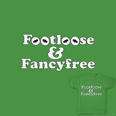 Footloose & Fancyfree (Second Revision)