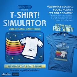 T-Shirt Simulator