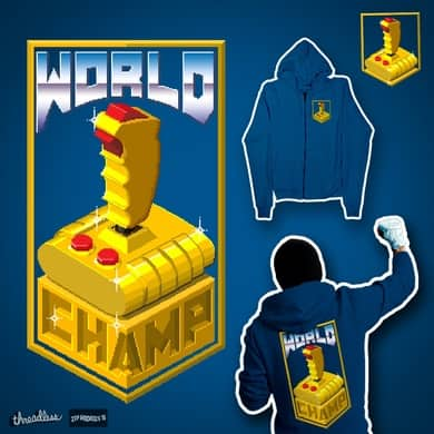 Be The World Champ!
