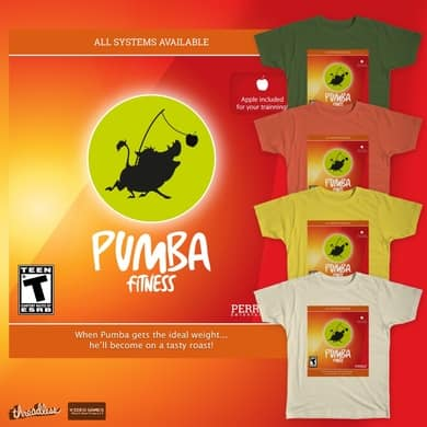 Pumba Fitness