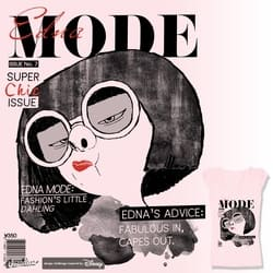 Edna Mode Issue
