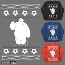 Baymax Holiday Sweater