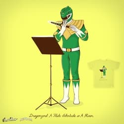 Dragonzord: A Flute Interlude in A Minor