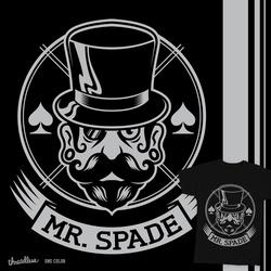 Mr Spade