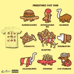 Prehistoric Fast Food