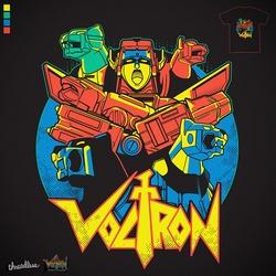Let's go, Voltron Force!