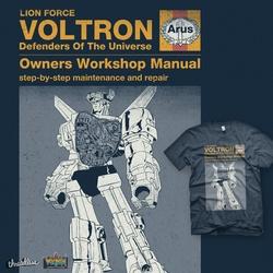 Voltron Workshop Manual