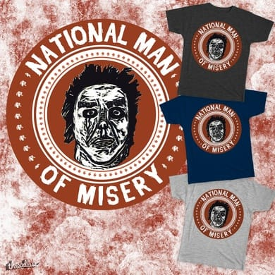 National Man of Misery
