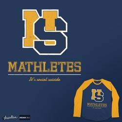 Mathletes... It's social suicide