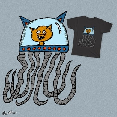 Cat Squid