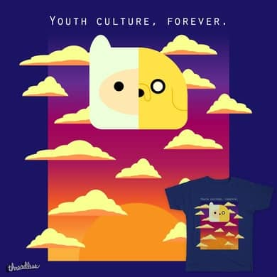 Youth Culture, Forever.