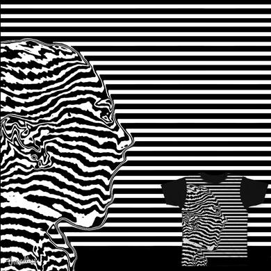 Striped Silhouette