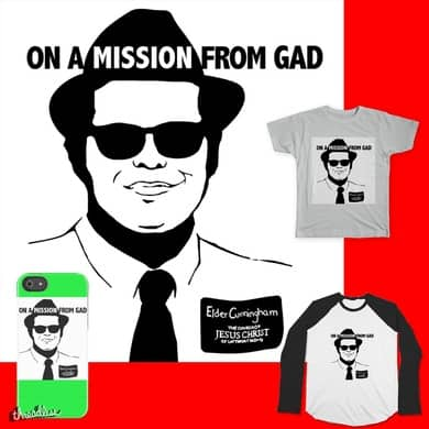 Mission from Gad