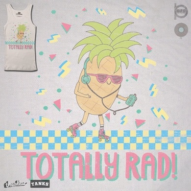 RADAPPLE IS RAD, YEAH!!