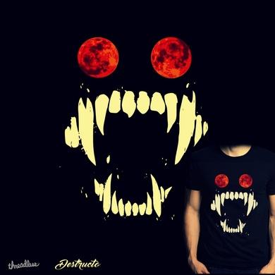 Blood Moon Eye