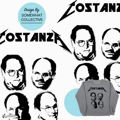 COSTANZA - And Justice For George