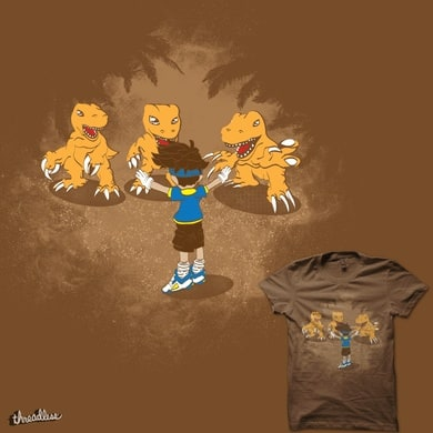 Agumon Trainer