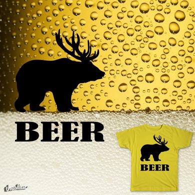 Deer? Bear? Beer?
