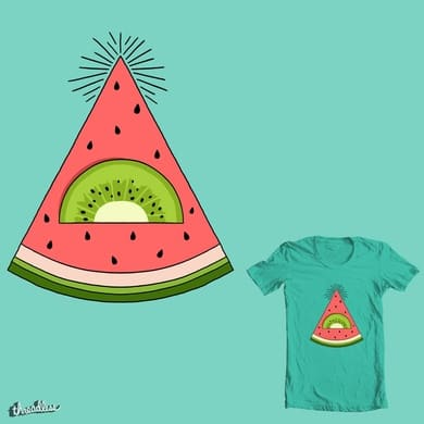 Watermelon X Kiwi