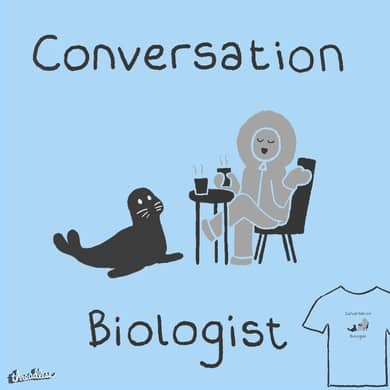 Conversation Biologist