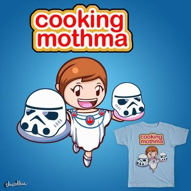 Cooking Mothma