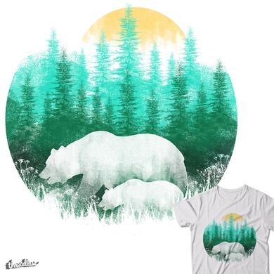 Walk through Wilderness