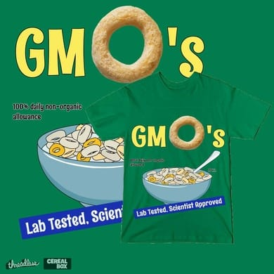 GMO Cereal