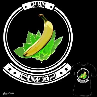 Banana Cure Aids