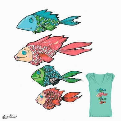 Fish Family!