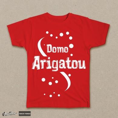Domo Arigatou