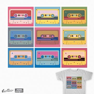 Warhol's cassettes