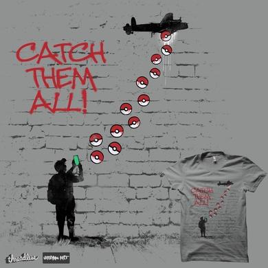 Go! Catch them all!